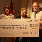 Rotary Completes 50k Pledge